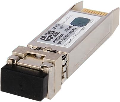 SFP+ трансивер HP X130 10G SFP+ LC LR JD094B