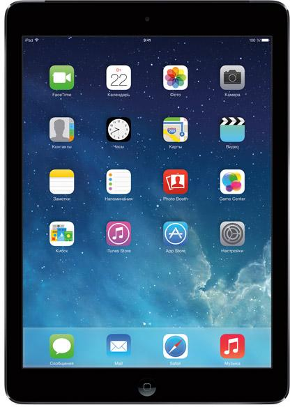 ������� Apple iPad Air 128Gb Wi-Fi  Space Gray