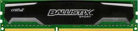 Оперативная память Crucial BLS4G3D1609DS1S00CEU BLS4G3D1609DS1S00CEU