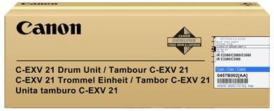 Фотобарабан Canon C-EXV21 голубой 0457B002