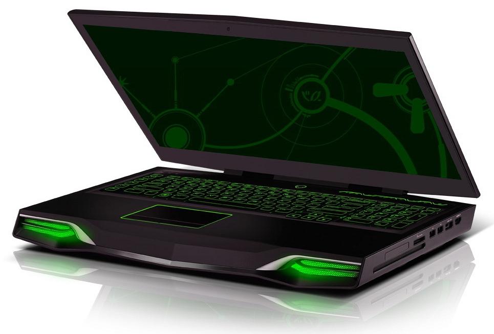 Ноутбук Dell Alienware M18x