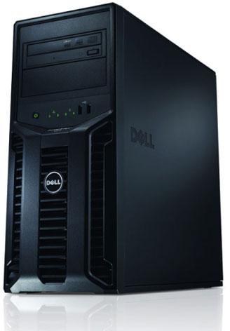 Сервер напольный Dell PowerEdge T110-II
