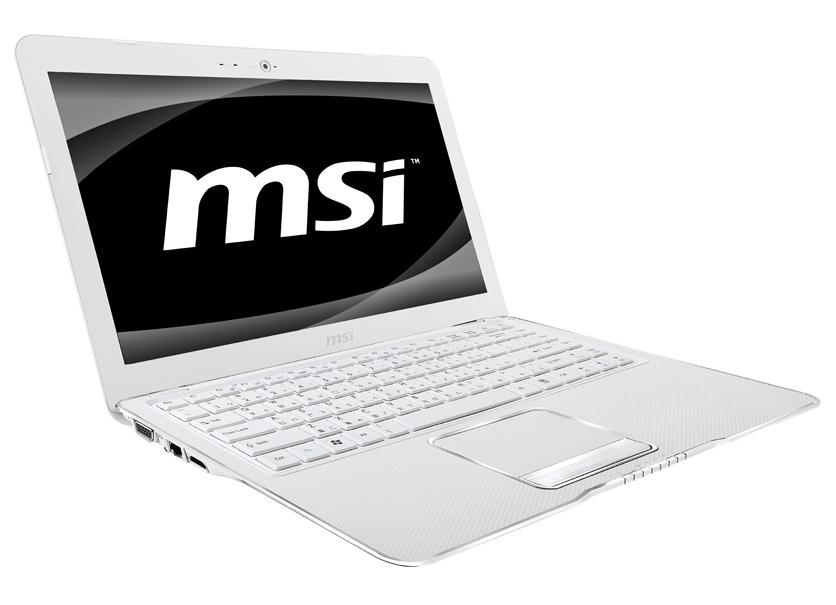 Ноутбук MSI X370-1356