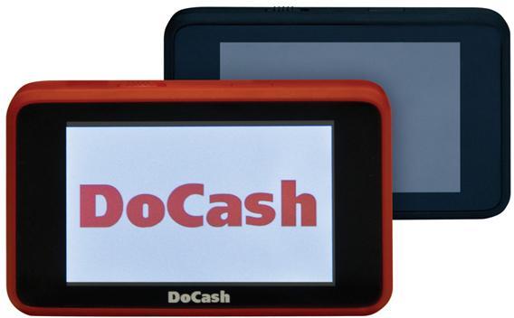 Детектор валют DoCash Micro black