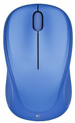 Мышь Logitech Wireless Mouse M317 Blue USB 910-004151