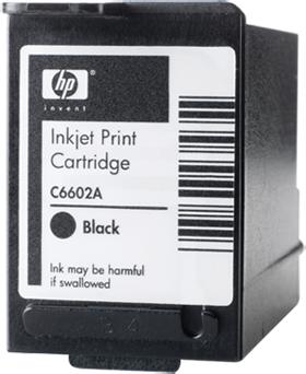 Струйный картридж HP Generic черный C6602A фото #1