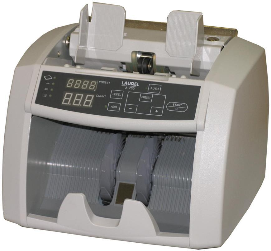 Счетчик банкнот Laurel J-750 SD/UV J-750 SD/UV