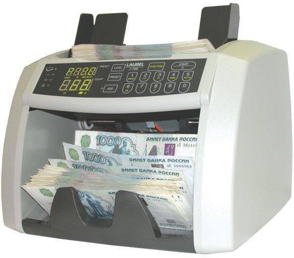 Счетчик банкнот J-798 Laurel J-798