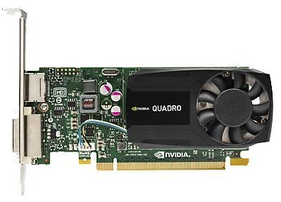 Видеокарта HP Quadro K620 PCI-E 2.0 2048Mb 128 bit DVI J3G87AA