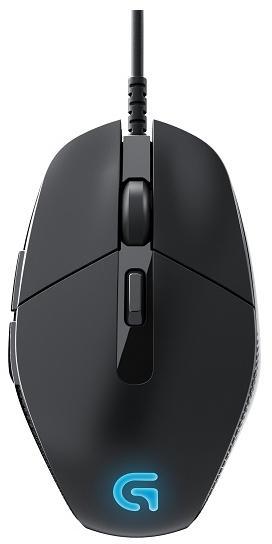 Мышь Logitech G302 Daedalus Prime Black USB 910-004207