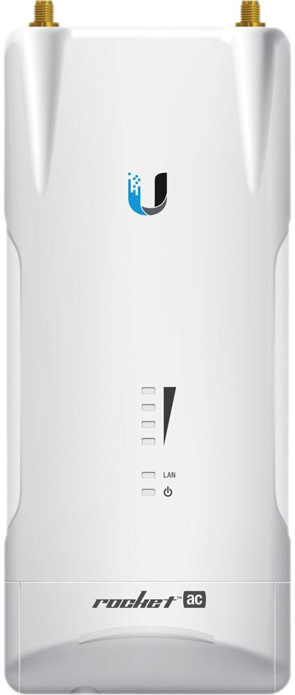 Высокоскоростная Wi-Fi точка доступа Ubiquiti AirMax Rocket R5AC-PTP R5AC-PTP