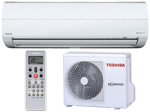Сплит-система Toshiba RAS-10SKHP-ES фото #1