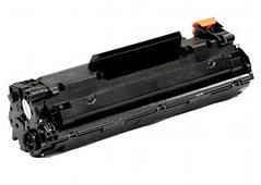 Тонер-картридж HP CF283X черный фото #1