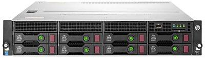 Сервер в стойку HP ProLiant DL80 G9 778640-B21