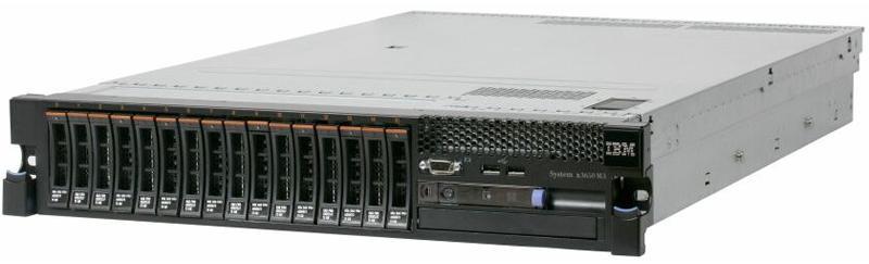 Сервер в стойку Lenovo ExpSell x3650 M5 5462E4G