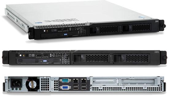 Сервер в стойку Lenovo ExpSell x3250 M5 5458EJG