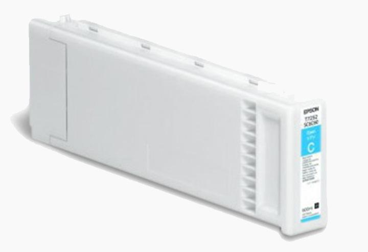 Тонер-картридж Epson C13T725200 голубой