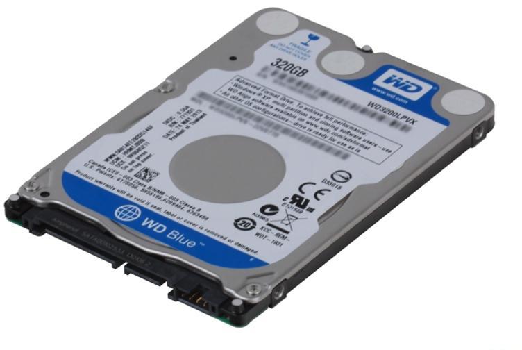 Жесткий диск Western Digital WD3200LPLX