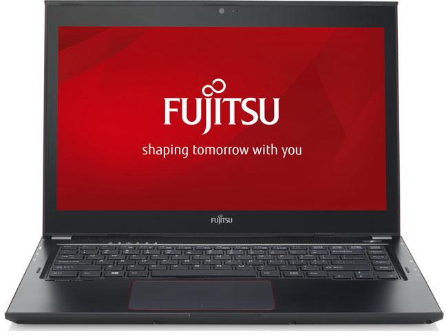 Ноутбук Fujitsu LIFEBOOK U554