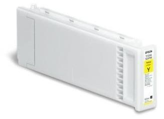 Тонер-картридж Epson C13T725400 желтый