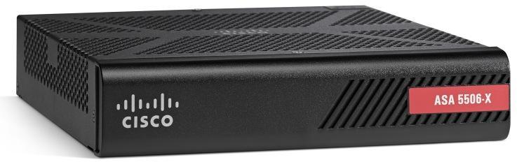 Межсетевой экран Cisco ASA5506-K9