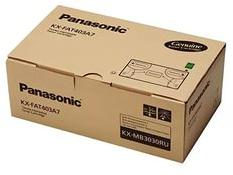 Тонер-картридж Panasonic KX-FAT403A7 черный