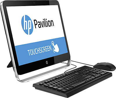 Моноблок HP Pavilion 23-q102ur