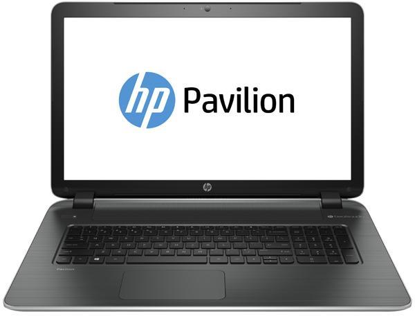 Ноутбук HP Pavilion 17-g104ur