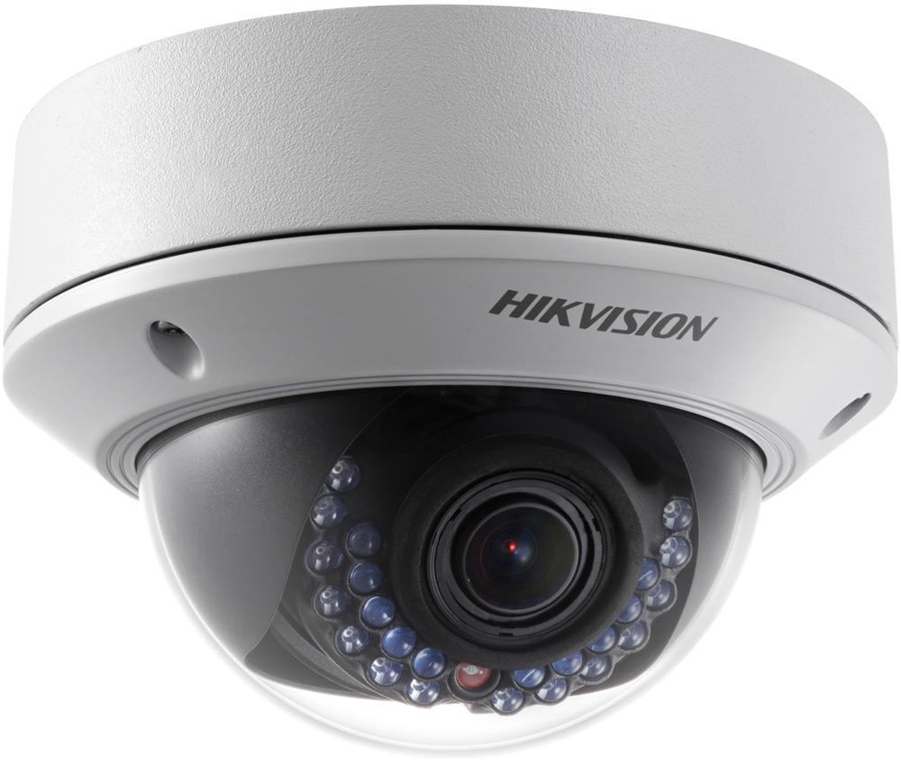 Поворотная камера Hikvision DS-2CD2742FWD-IS, 4 Mpx