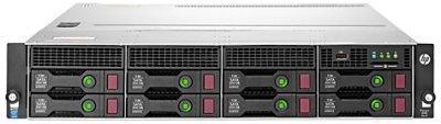 Сервер в стойку HP ProLiant DL80 G9