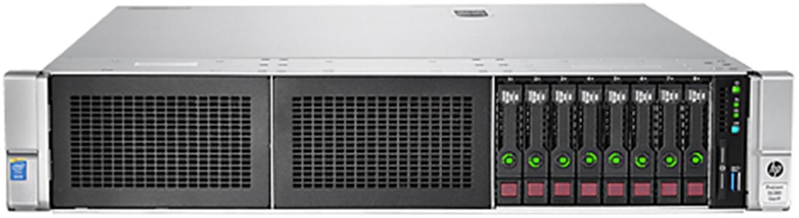 Сервер в стойку HP ProLiant DL380 G9