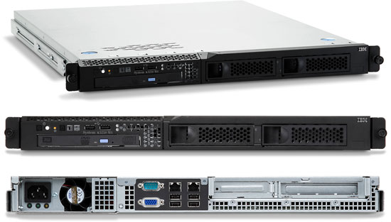 Сервер в стойку Lenovo TopSeller x3250 M6