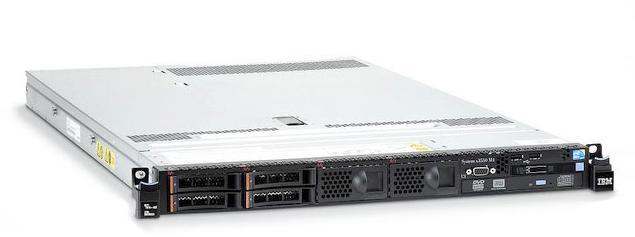 Сервер в стойку Lenovo TopSeller x3550 M5 8869EHG