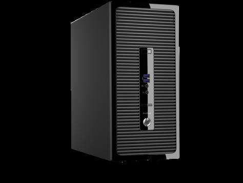 Компьютер HP ProDesk 400 G3 Microtower