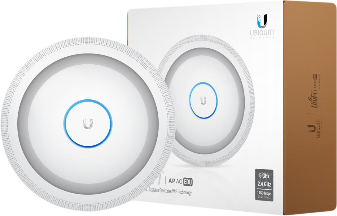 Высокоскоростная Wi-Fi точка доступа Ubiquiti UniFi AC EDU AP