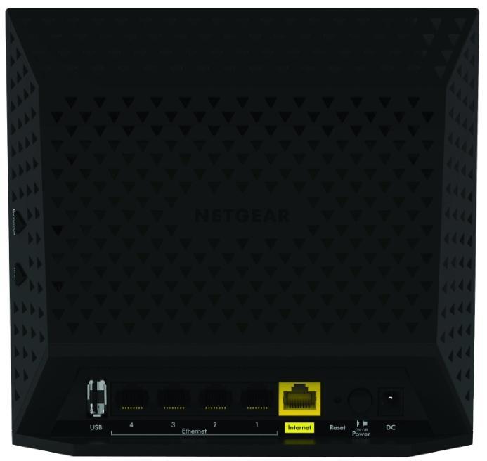 Высокоскоростная Wi-Fi точка доступа NetGear R6100 R6100