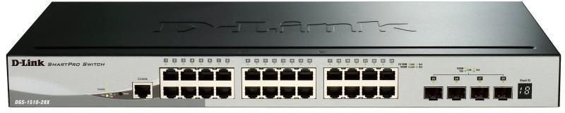 Коммутатор D-Link DGS-1510-28X DGS-1510-28X