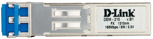 SFP-трансивер D-Link DEM-210