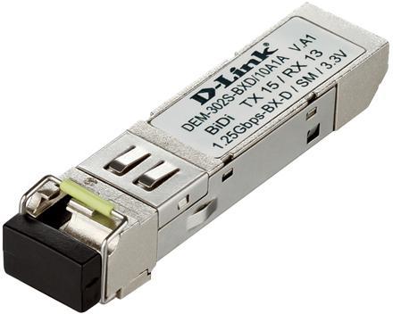 1 Гбит/сек SFP-модуль D-Link DEM-302S-BXD