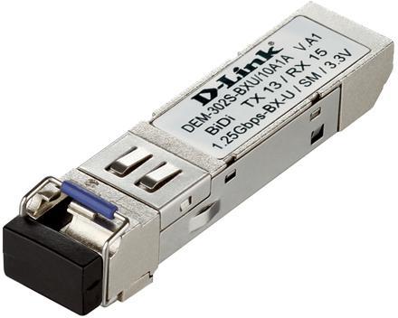 1 Гбит/сек SFP D-Link DEM-302S-BXU