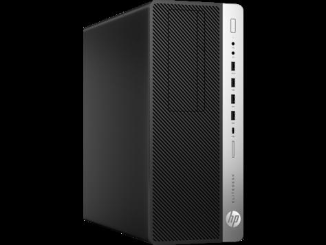 Компьютер HP EliteDesk 800 G3 Microtower