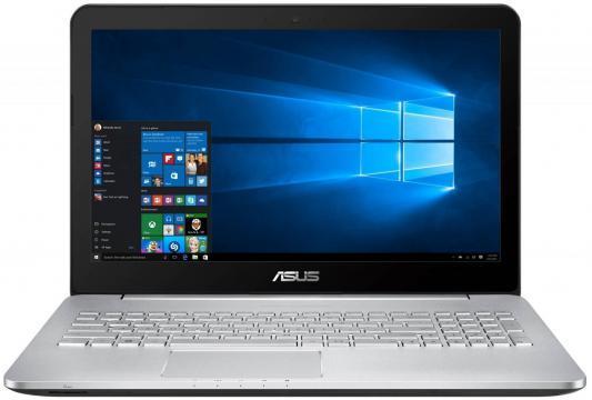 Ноутбук Asus VivoBook Pro N552VW-FY242R 90NB0AN1M03040 фото #1