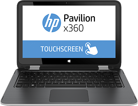 Ноутбук HP Spectre x360 13-4104ur X5B58EA фото #1