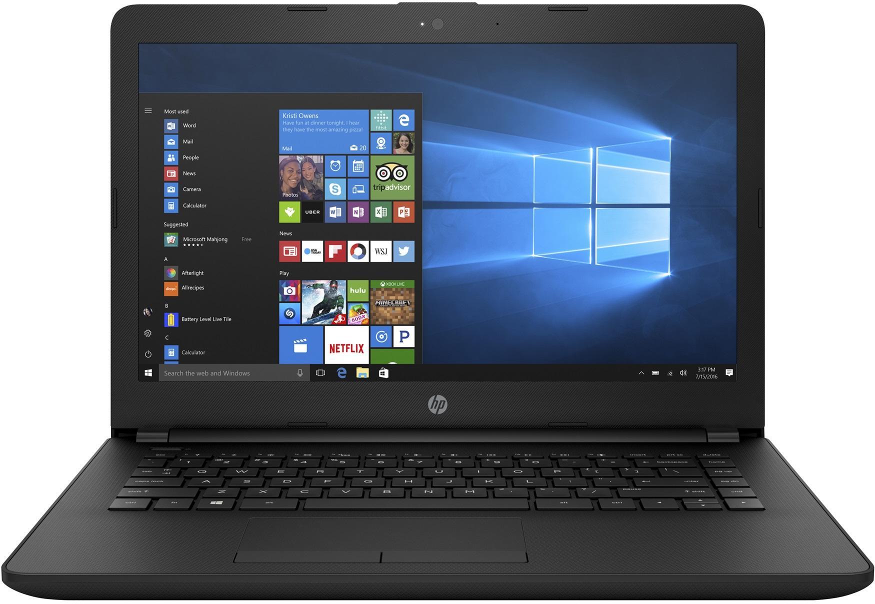 Ноутбук HP 14-bs014ur 1ZJ59EA фото #1