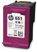 Струйный картридж HP C2P11AE трехцветный