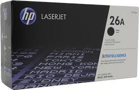 Струйный картридж HP CF226A черный