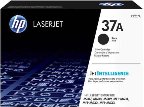 Струйный картридж HP CF237A черный