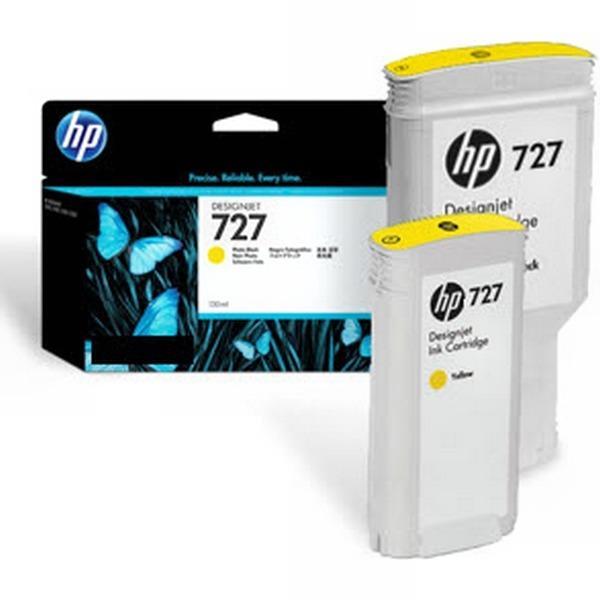 Тонер-картридж HP F9J78A желтый