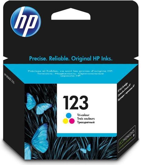 Тонер-картридж HP F6V16AE цветной