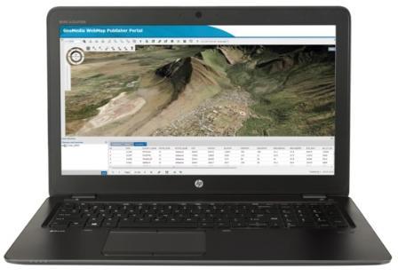 Ноутбук HP ZBook 15U T7W16EA фото #1